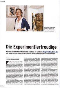 Artikel Revue Gabrielle Seil Seite 1 Die Experimentierfreudige Expo Bourglinster Schloss 2012 small