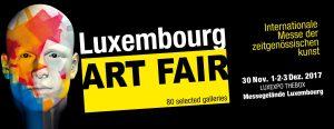 Luxembourg Art Fair 2017