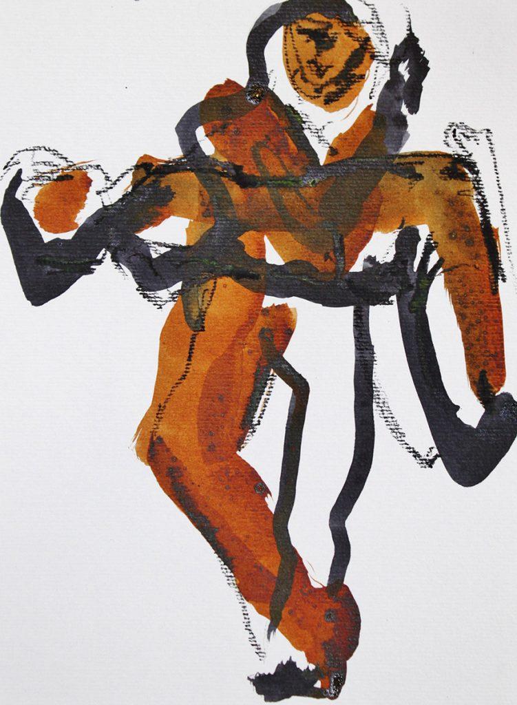 2012: 28 x 20 cm on paper